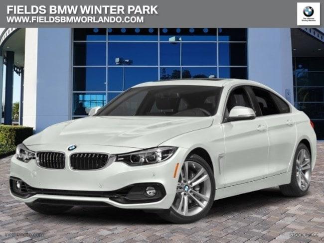 2019 BMW 440i Gran Coupe 440i