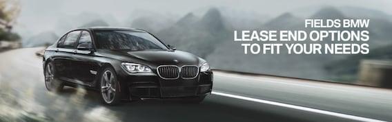 BMW Car Lease End Options | Fields BMW of Lakeland, FL