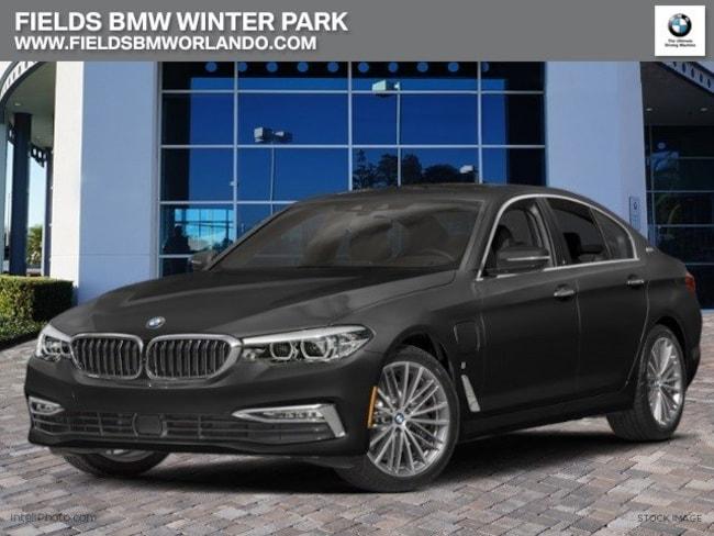 2019 BMW 530e 530e iPerformance Sedan