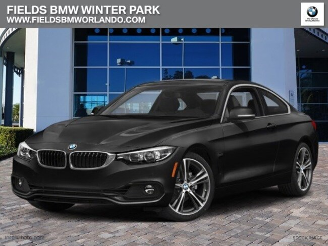 2019 BMW 430i Coupe 430i