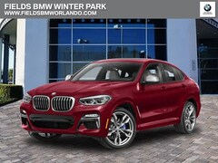 2019 BMW X4 Sports Activity Coupe M40i