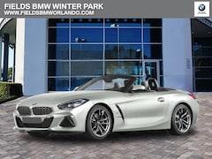 2019 BMW Z4 Convertible sDrive30i