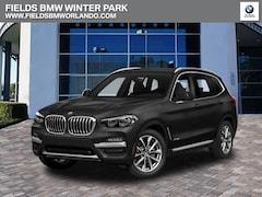 2019 BMW X3 SAV sDrive30i