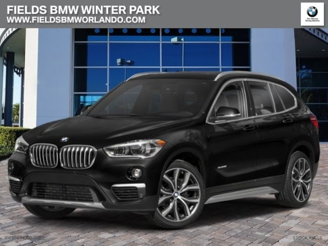 2019 BMW X1 SUV xDrive28i