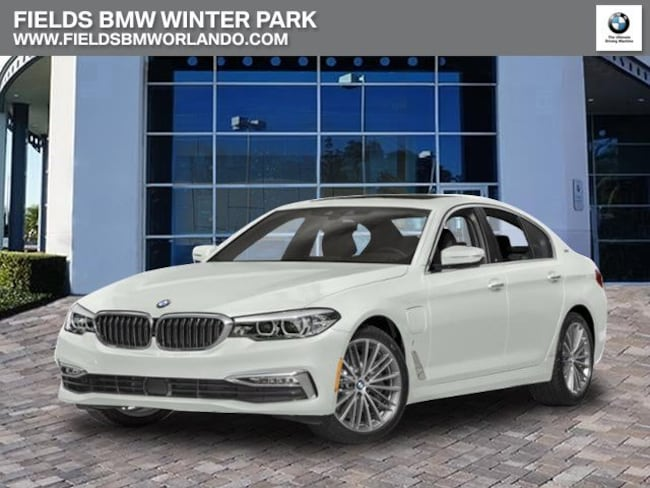 2019 BMW 530e 530e iPerformance Sedan