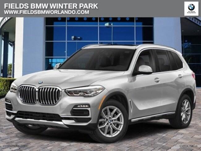 2019 BMW X5 SAV xDrive50i