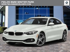 2019 BMW 430i Coupe 430i