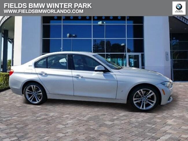 2017 BMW 3 Series 330e iPerformance 330e iPerformance Plug-In Hybrid