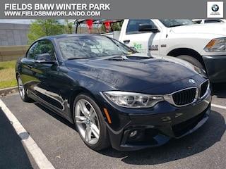 2016 BMW 4 Series 428i Convertible