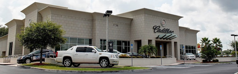 Fields Cadillac Jacksonville Florida >> Fields Cadillac St Augustine Jacksonville Cadillac Dealers