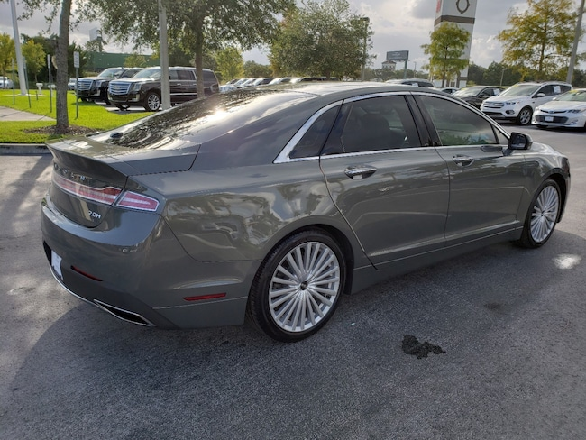 Used 2017 Lincoln Mkz Hybrid For Sale At Fields Auto Group Vin