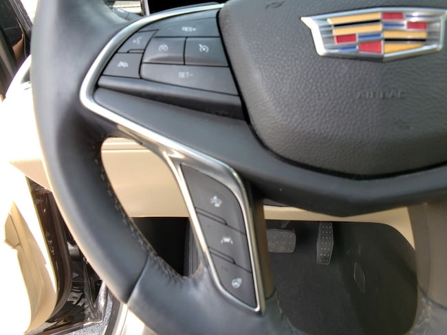 Used 2017 Cadillac Xt5 For Sale At Fields Auto Group Vin