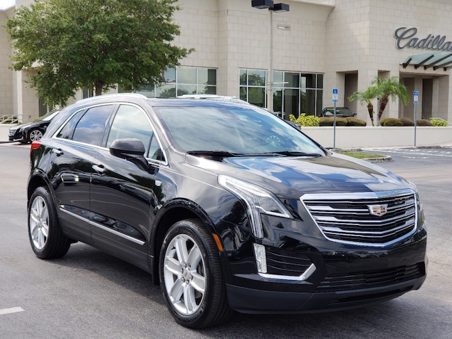 Used 2017 Cadillac Xt5 For Sale St Augustine Fl