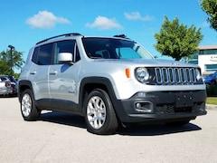 2017 Jeep Renegade Latitude Latitude FWD
