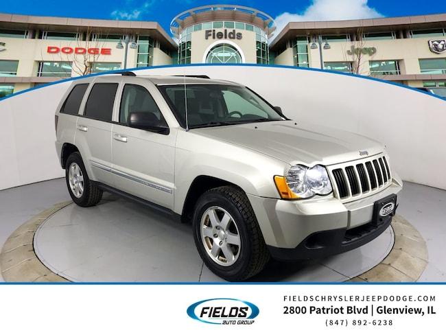 2010 Jeep Grand Cherokee Laredo 4WD  Laredo