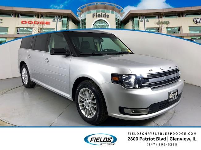 2014 Ford Flex SEL SEL FWD