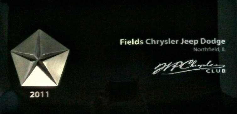 Fields Chrysler Jeep Dodge Ram IL