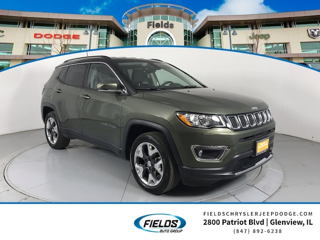 2018 Jeep Compass Limited Limited 4x4