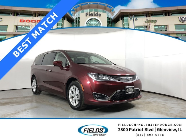 2018 Chrysler Pacifica Touring Plus Touring Plus FWD