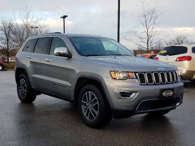 2018 Jeep Grand Cherokee Limited Limited 4x4