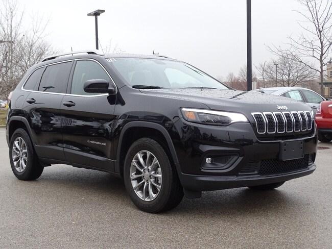 2019 Jeep Cherokee Latitude Plus Latitude Plus 4x4