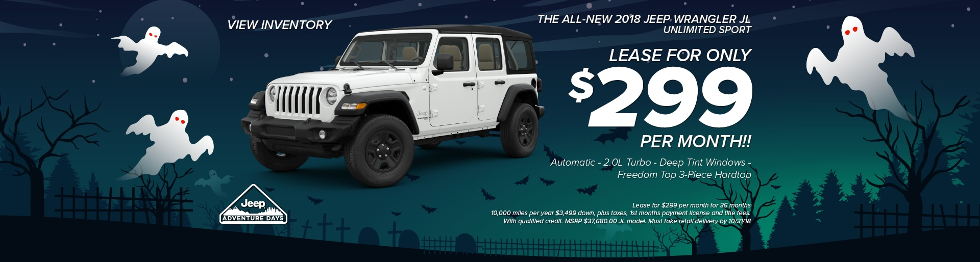 Chrysler Jeep Dodge RAM Vehicle Lease Specials