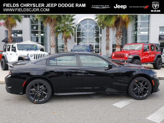 2019 Dodge Charger Gt Rwd Fields Chrysler Jeep Dodge Ram Fl