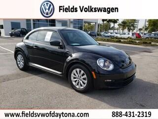 2016 Volkswagen Beetle 1.8T Wolfsburg Edition Hatchback