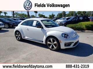 2015 Volkswagen Beetle 2.0T R-Line Coupe