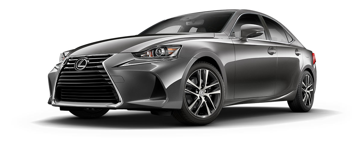 Lease A New 2018 Lexus IS