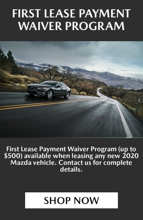 FIRST LEASE PAYMENT WAIVER PROGRAM