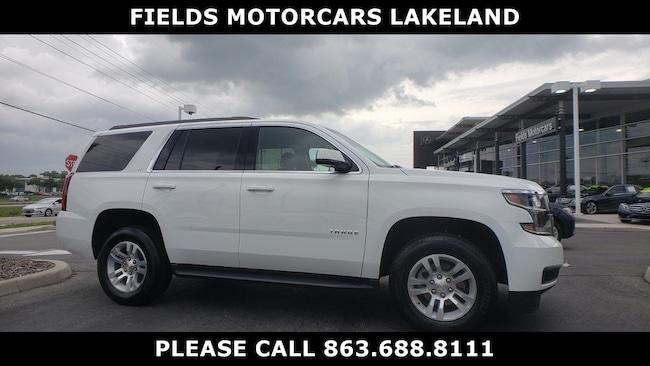 2019 Chevrolet Tahoe LT 2WD  LT