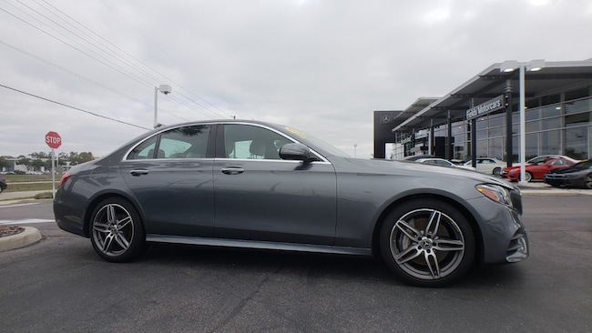2018 Mercedes-Benz E-Class E 300 Sedan