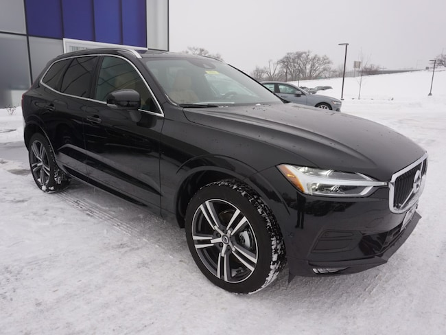 new 2019 Volvo XC60 T5 Momentum SUV For Sale/lease madison WI