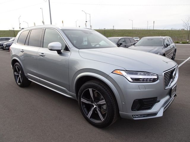New 2019 Volvo XC90 T6 R-Design SUV for sale in Madison, WI
