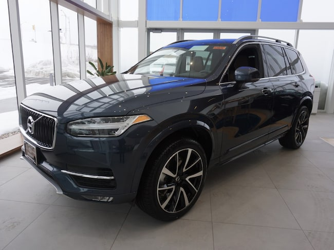 new 2019 Volvo XC90 T6 Momentum SUV For Sale/lease madison WI