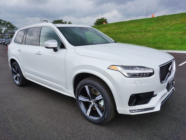 new 2019 Volvo XC90 T6 R-Design SUV For Sale/lease madison WI