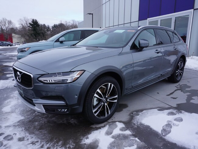 new 2019 Volvo V90 Cross Country T5 Wagon For Sale/lease madison WI