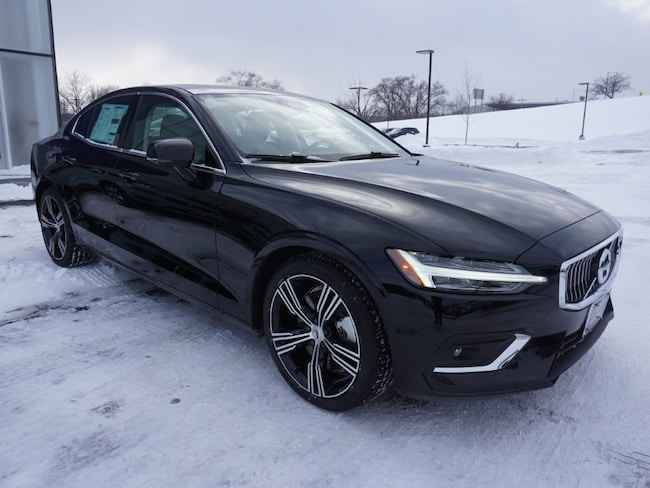new 2019 Volvo S60 T6 Inscription Sedan For Sale/lease madison WI