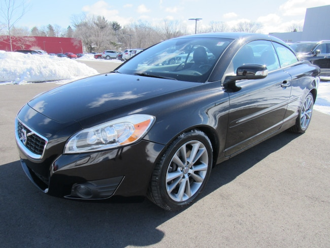 used 2012 Volvo C70 T5 w/Dynamic Package, Climate Package Convertible in madison wi