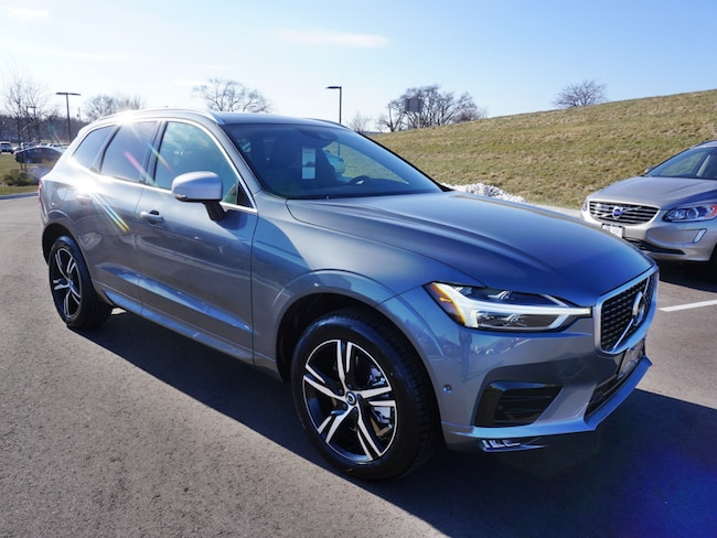 new 2019 Volvo XC60 T6 R-Design SUV For Sale/lease madison WI