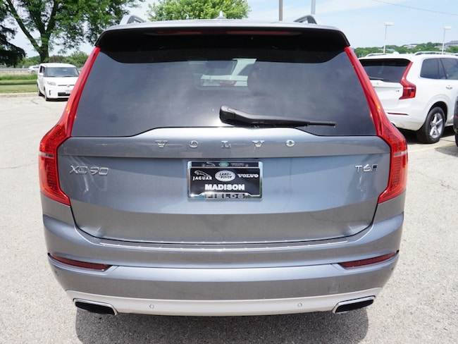 Used 2018 Volvo XC90 For Sale at Fields Pre-Owned | VIN