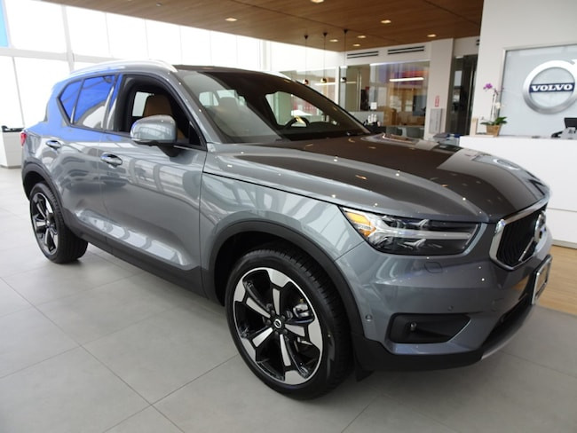 new 2019 Volvo XC40 T5 Momentum SUV For Sale/lease madison WI