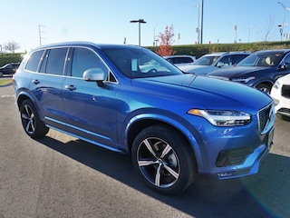 New Volvo 2019 Volvo XC90 T6 R-Design SUV YV4A22PM8K1446698 in Madison, WI