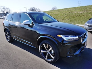 New Volvo 2019 Volvo XC90 T6 R-Design SUV YV4A22PM6K1449602 in Madison, WI