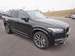 New Volvo 2018 Volvo XC90 T6 AWD Momentum (7 Passenger) SUV YV4A22PK9J1391742 in Madison, WI