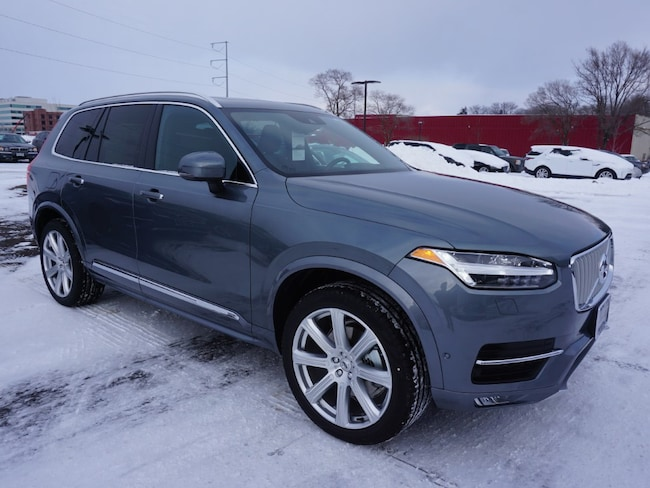 new 2019 Volvo XC90 T6 Inscription SUV For Sale/lease madison WI
