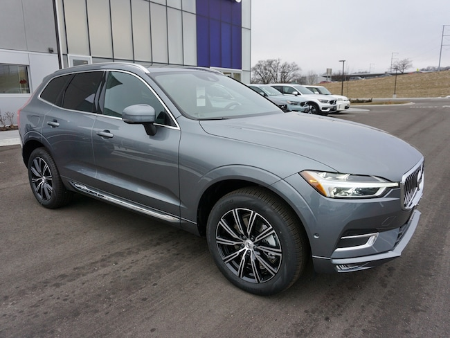 new 2019 Volvo XC60 T6 Inscription SUV For Sale/lease madison WI
