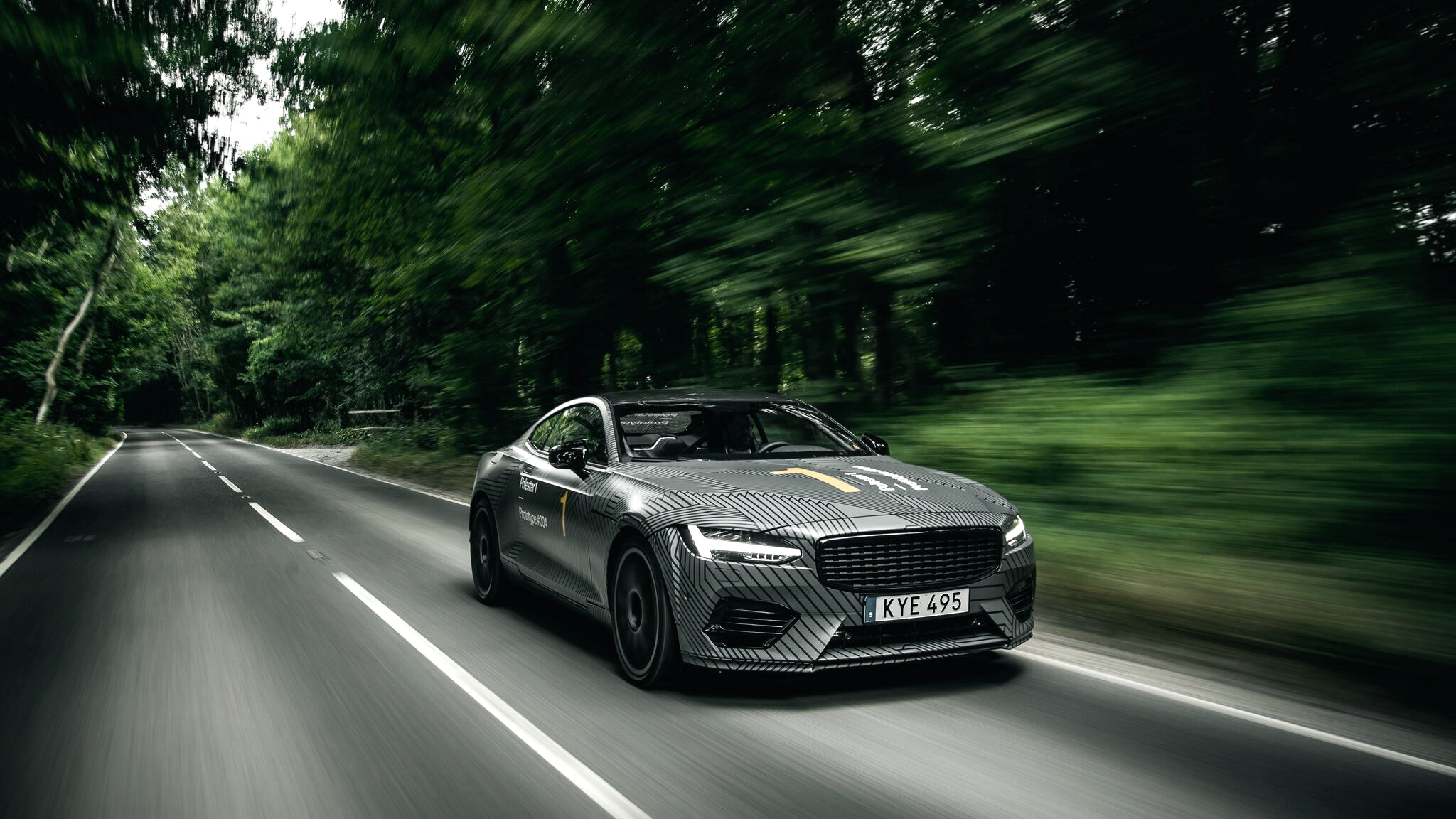 Volvo Polestar 1 Gets Closer to Production | Fields Volvo