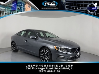 Pre-Owned 2018 Volvo S60 Dynamic Sedan YV140MTL0J2460645 for Sale in Northfield